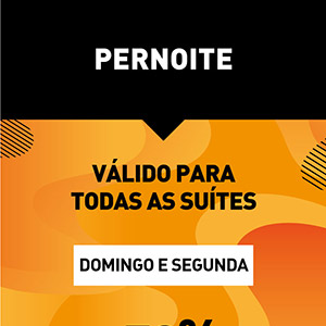Promoção Pernoite